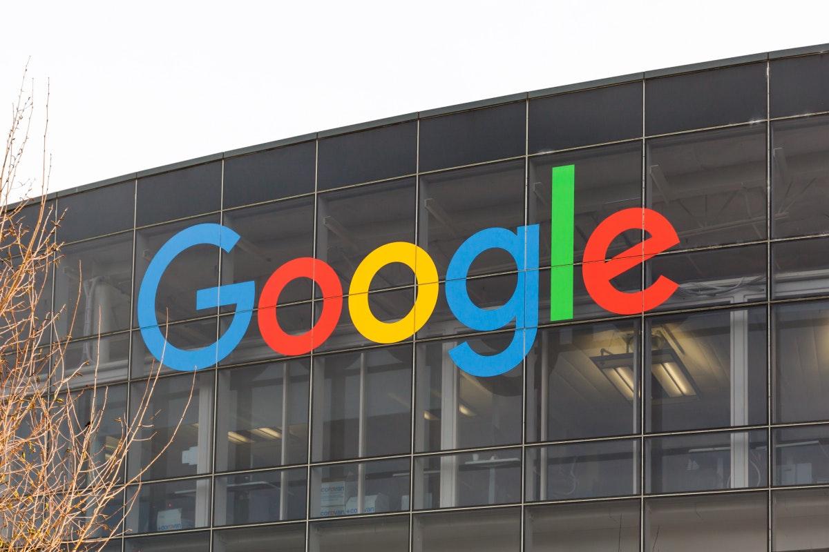Google Logo 1 Shutterstock