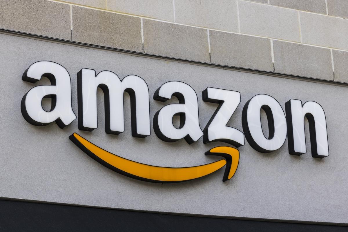 Schriftzug Amazon Logo Shutterstock