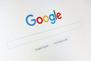 So you use the Google search operators