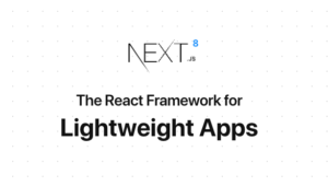 React framework Next.js reaches version 9.5: that's in it