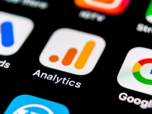 google analytics app icon